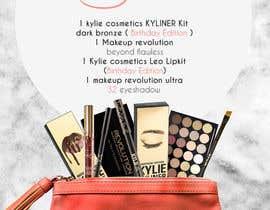 Nro 22 kilpailuun Design a give away Advertisement makeup käyttäjältä monashawky777