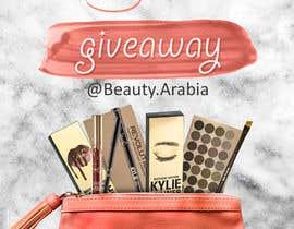 Nro 35 kilpailuun Design a give away Advertisement makeup käyttäjältä monashawky777