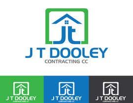 #97 untuk Design a Logo for JT Dooley Contracting oleh prashant1976