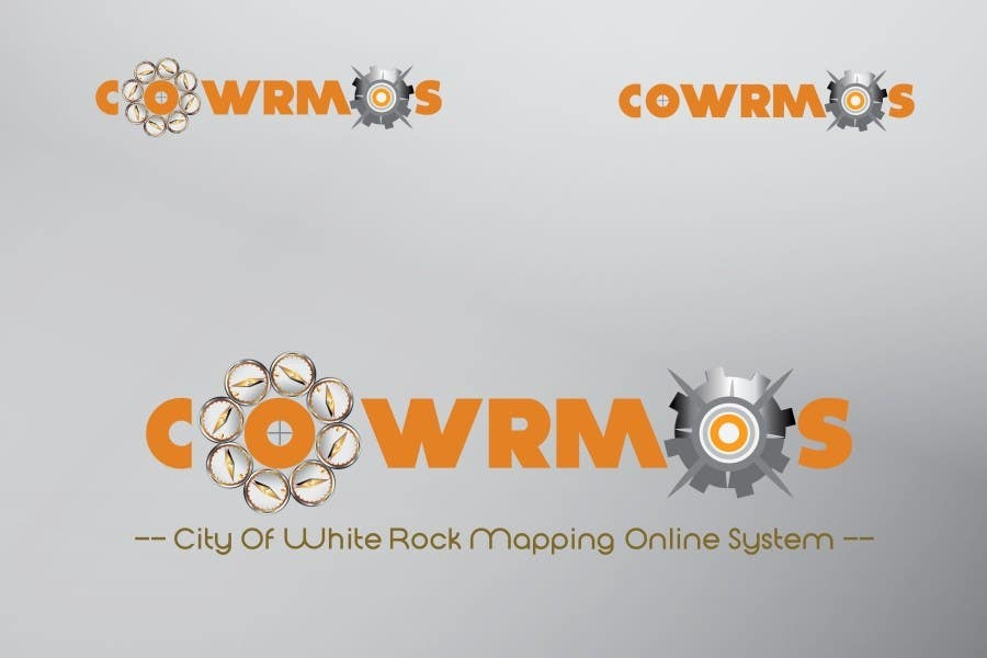 Proposition n°                                        22                                      du concours                                         Logo Design for City of White Rock's GIS Online Mapping System