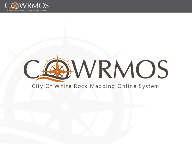 Penyertaan Peraduan #12 untuk Logo Design for City of White Rock's GIS Online Mapping System