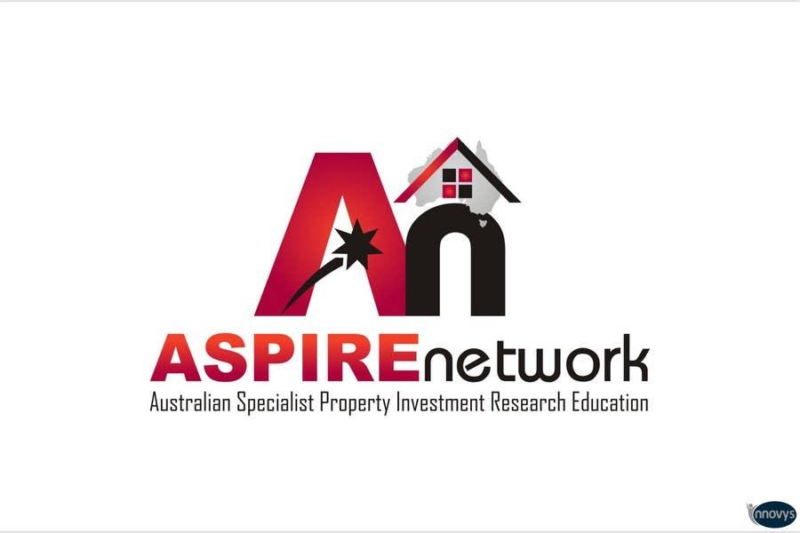 #538 for Logo Design for ASPIRE Network by innovys