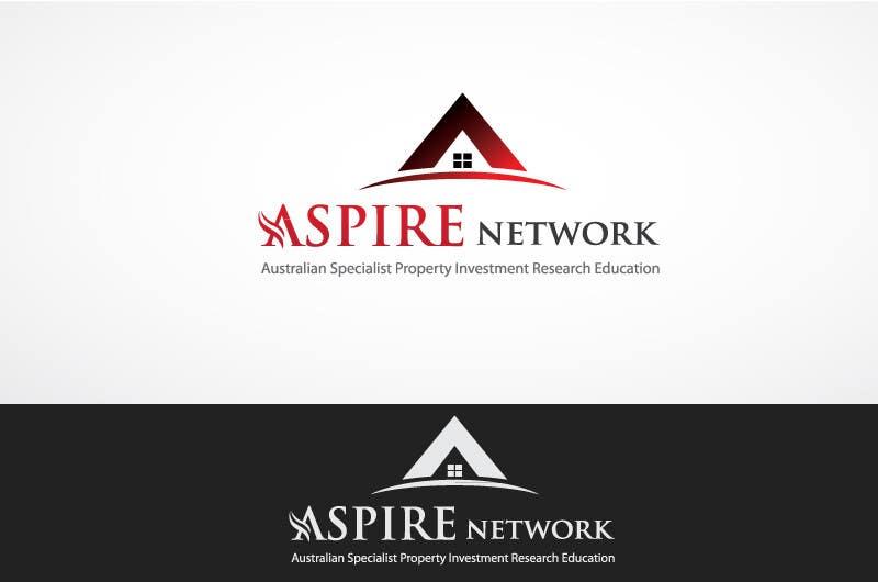 #326 for Logo Design for ASPIRE Network by Ojiek