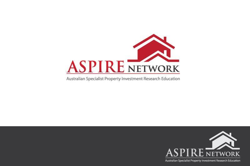 #329 for Logo Design for ASPIRE Network by Ojiek