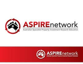 nº 363 pour Logo Design for ASPIRE Network par foxxed