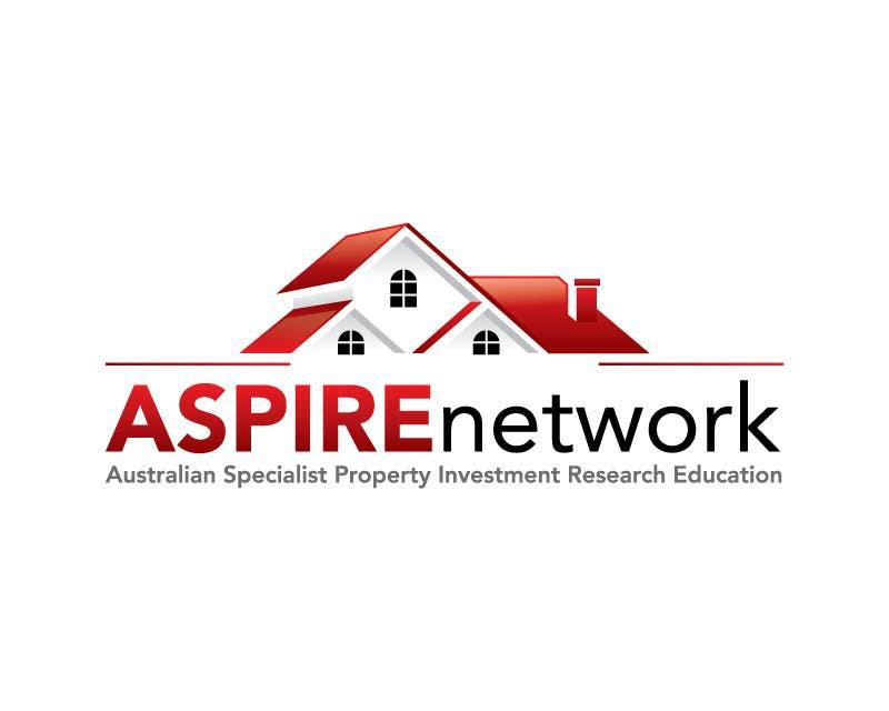 Penyertaan Peraduan #254 untuk Logo Design for ASPIRE Network