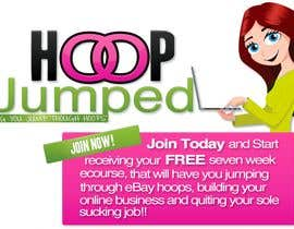 #116 for Logo Design for Hoop Jumped by Cakezilla