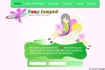 Graphic Design Contest Entry #39 for Logo Design for Hoop Jumped