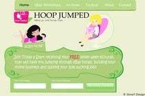 Bài tham dự #71 về Graphic Design cho cuộc thi Logo Design for Hoop Jumped