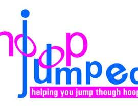 #25 για Logo Design for Hoop Jumped από mrinmoyghosh