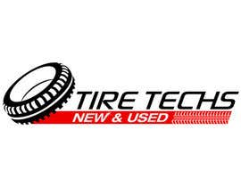 #31 for i need a logo design for Tire Techs by sujicn