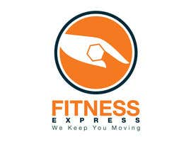 #168 for Design a Logo for my company called FITNESS EXPRESS, Inc by arkitx