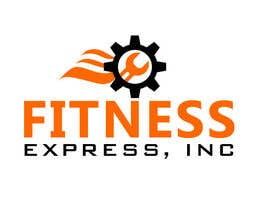 #45 for Design a Logo for my company called FITNESS EXPRESS, Inc by hanidesignsvw