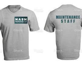 Nro 8 kilpailuun Design a T-Shirt for Apartment Maintenance Staff käyttäjältä derek001