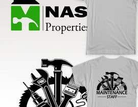 Nro 17 kilpailuun Design a T-Shirt for Apartment Maintenance Staff käyttäjältä zikoblade