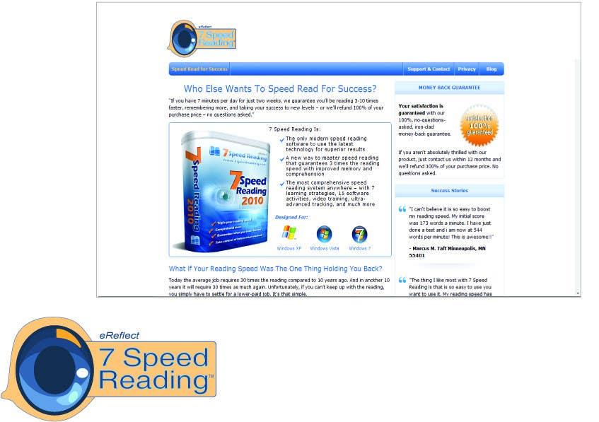 Proposition n°38 du concours Logo Design for 7speedreading.com