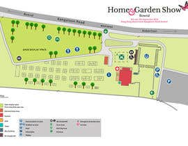 #16 untuk I need some Graphic Design for a location map for event oleh gwjardim