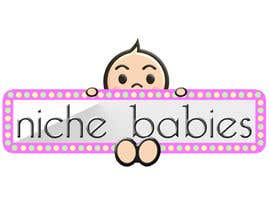 #124 for Niche Babies Logo by freeatives