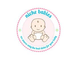 #117 for Niche Babies Logo by prem52k