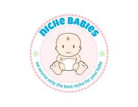 #132 for Niche Babies Logo by prem52k