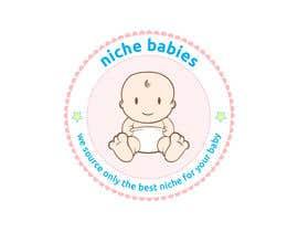 #142 for Niche Babies Logo by prem52k