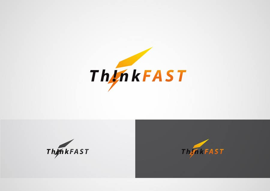Konkurrenceindlæg #                                        41                                      for                                         Graphic Design for Think Fast