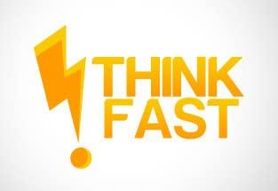Konkurrenceindlæg #                                        45                                      for                                         Graphic Design for Think Fast