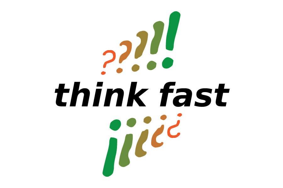 Konkurrenceindlæg #                                        34                                      for                                         Graphic Design for Think Fast