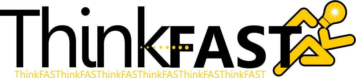 #68 for Graphic Design for Think Fast by santtonen