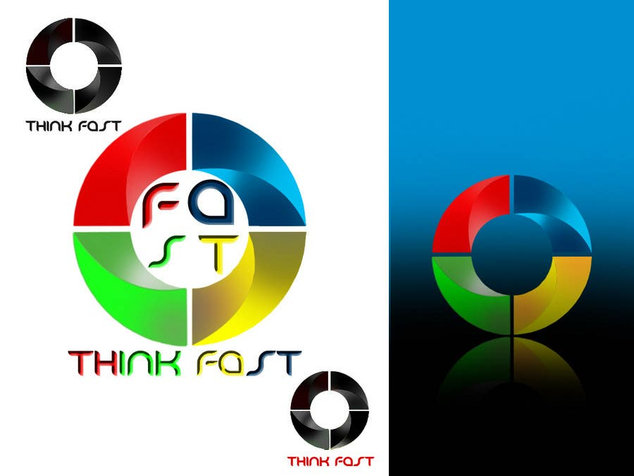 #81 for Graphic Design for Think Fast by rumanno3