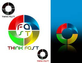 #81 para Graphic Design for Think Fast por rumanno3