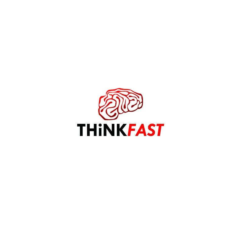 Konkurrenceindlæg #                                        61                                      for                                         Graphic Design for Think Fast