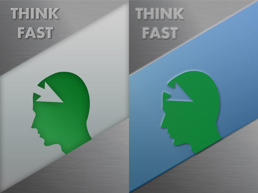 #83 for Graphic Design for Think Fast by bixiz