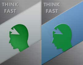 #83 para Graphic Design for Think Fast por bixiz
