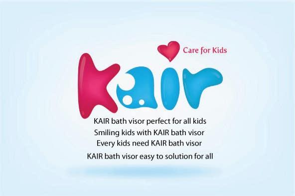 Bài tham dự cuộc thi #70 cho Graphic Design for KAIR