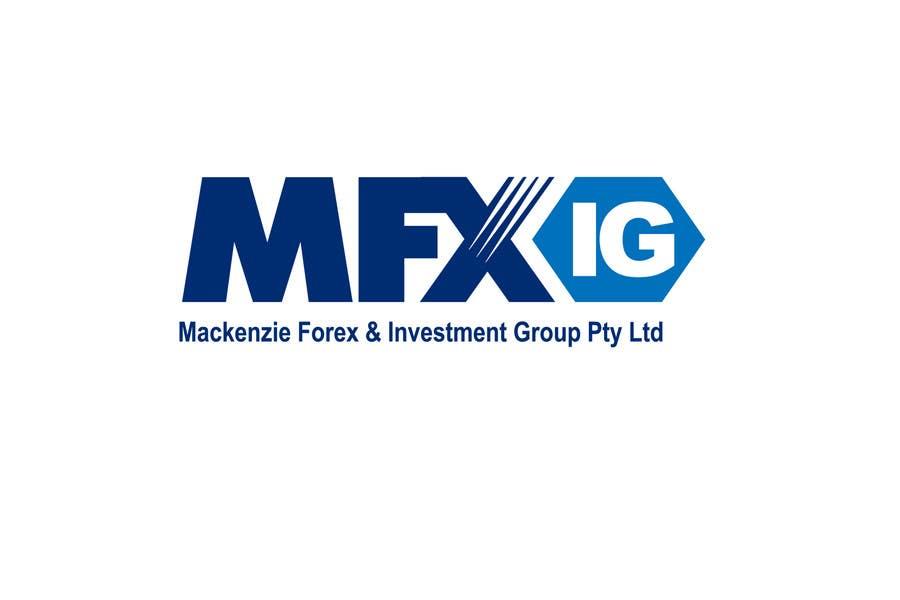 Konkurrenceindlæg #                                        100                                      for                                         Logo Design for Mackenzie Forex & Investment Group Pty Ltd