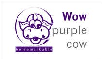 Bài tham dự #238 về Graphic Design cho cuộc thi WOW! Purple Cow - Logo Design for wowpurplecow.com - Lots of creative freedom, Guaranteed Winner!