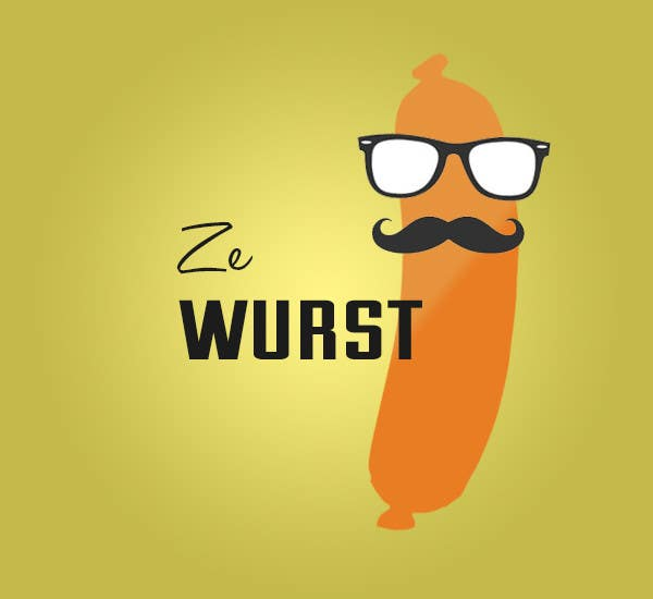 Contest Entry #                                        51                                      for                                         Ze Wurst Food Truck Logo