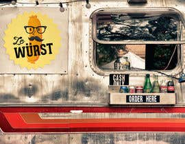 #30 for Ze Wurst Food Truck Logo af marissagillies