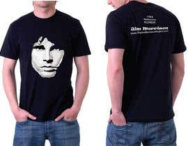 #46 для T-shirt Design for www.TheJimMorrisonProject.com от Ollive