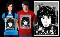 Graphic Design Entri Peraduan #1 for T-shirt Design for www.TheJimMorrisonProject.com