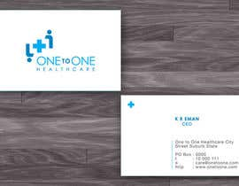 #66 pentru Simple stationary for One to One Healthcare de către Khimraj