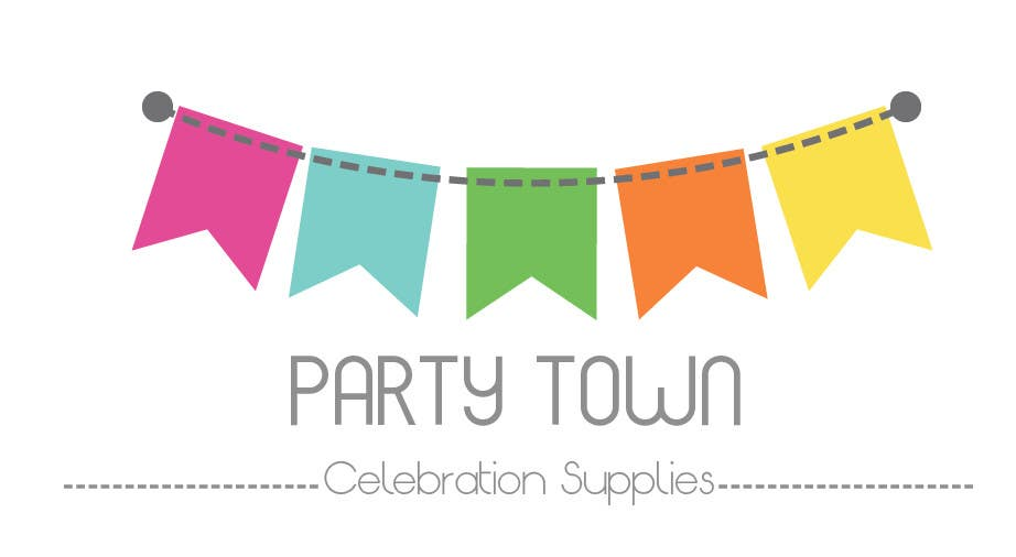 design a logo for party supplies store for children freelancer