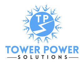 brijwanth tarafından Design a Logo for Tower Power Solutions için no 99