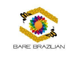 #348 for BareBrazilian Logo for Beauty Cosmetic Line af bashakhanaims