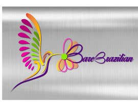 #340 for BareBrazilian Logo for Beauty Cosmetic Line af ro2020
