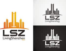#149 para Logo Design for Living Shenzhen por novita007