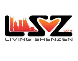 #198 para Logo Design for Living Shenzhen por misutase