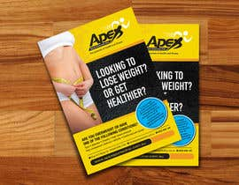 #24 para Design a small flyer for weight loss to leave at shop counters por decorusads