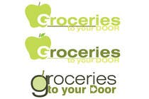Graphic Design Entri Kontes #281 untuk Logo Design for Groceries To Your Door